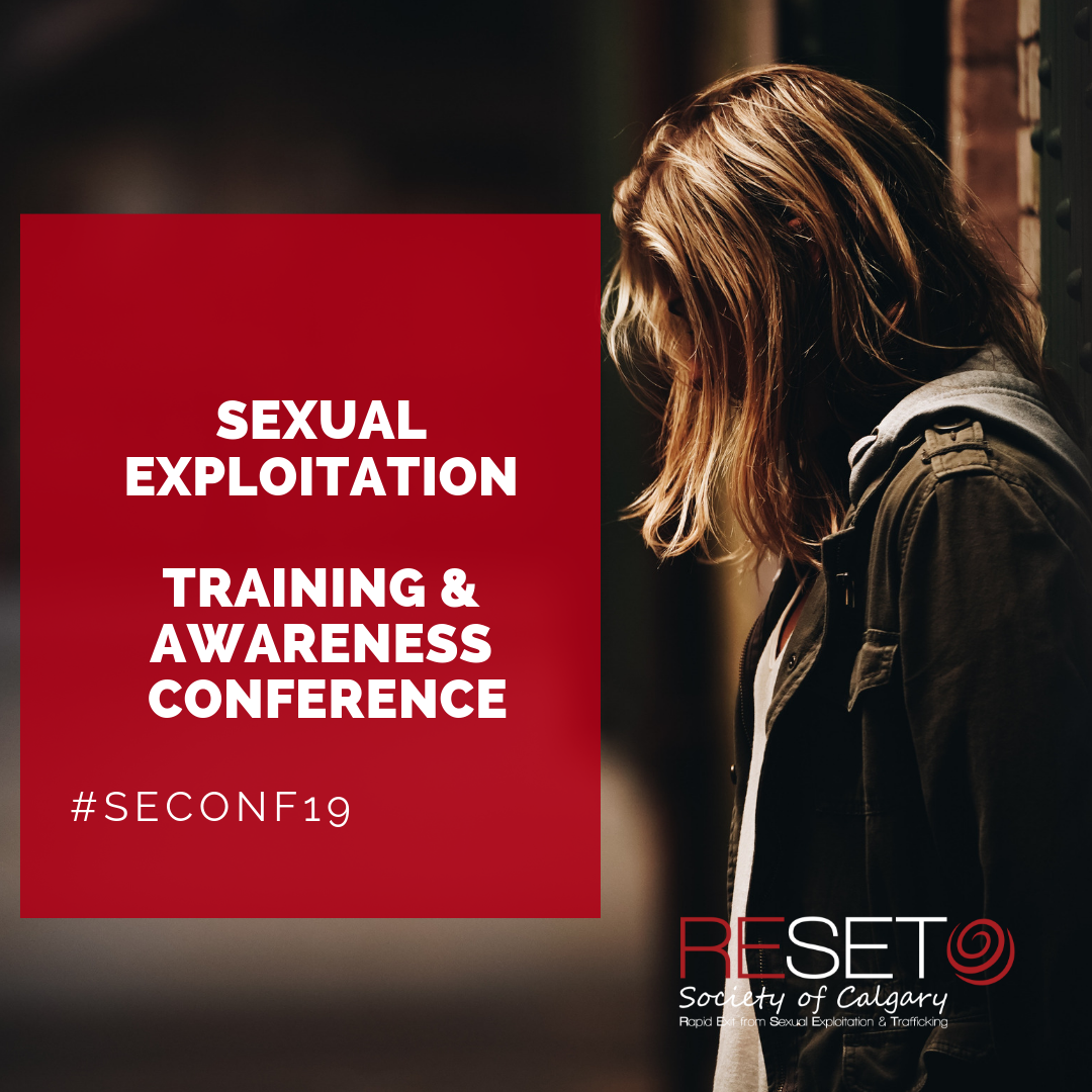 Sexual Exploitation Training & Awareness Conference - RESET