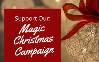 Magic Christmas Campaign